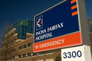 U.S. News & World Report names Inova Fairfax Hospital top hospital in Washington Metropolitan Region