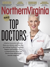 Dr Amir Bajoghli Selected as 2013 Top Doctor in Washingtonian, Northern Virginia Magazine, and U.S. News & World Report